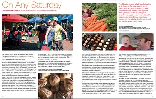 Fleurieu Living Magazine article
